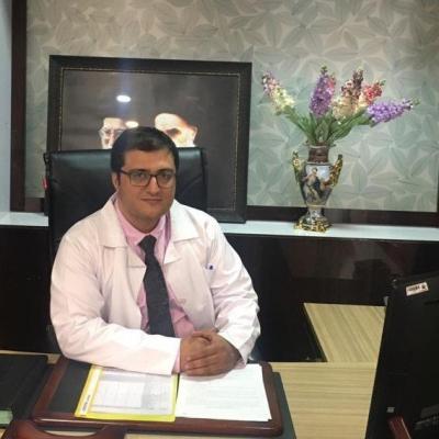 دکتر آرش جمال امیدی
