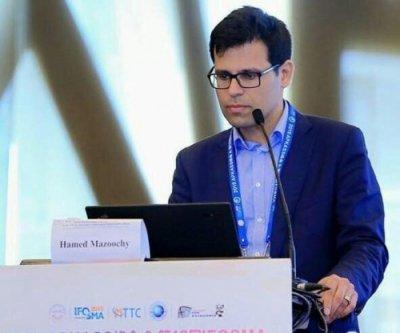 دکتر حامد مازوچی